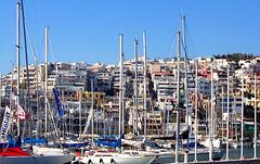 GR - Pireas - Yachting port