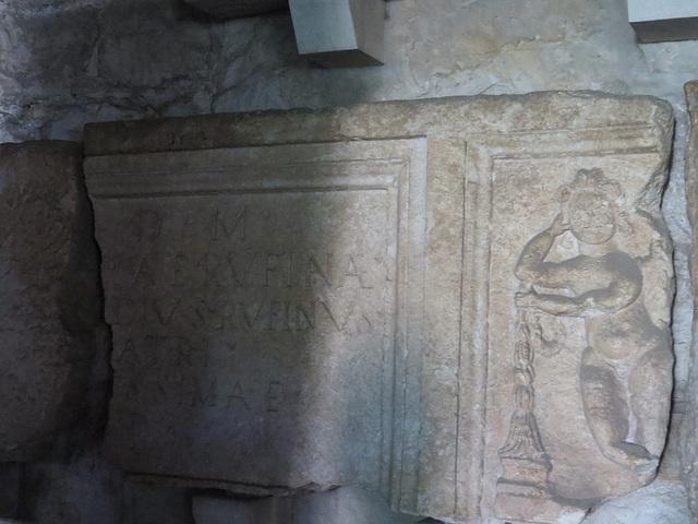 Musée archéologique de Split : non référencée ?