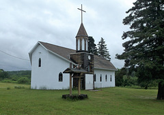 First nation church