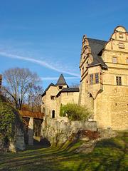 Kranichfeld, Oberschloss