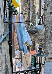 Sanremo - La Pigna (The old town)