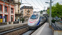090720 1er ETR610 reg Montreux