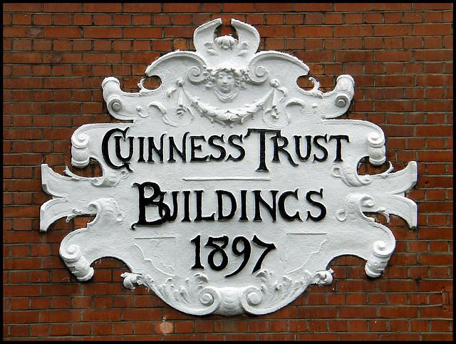 Guinness Trust Buildings 1897