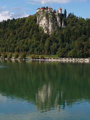 Bled, Castle and Lake