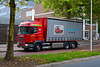 Scania truck for Spijkstaal electric vehicles