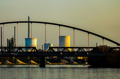 Industrial Landscapes: Power Plant Staudinger near Hanau