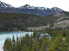 View Of Emerald Lake From Klondike Highway