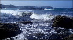 Porthcadjack wave