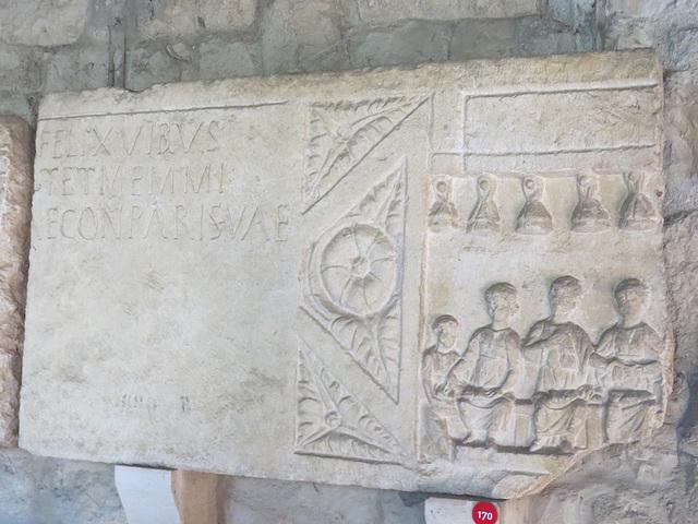 Musée archéologique de Split : IlJug III, 2249