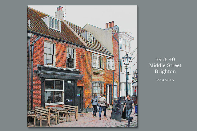 39 - 40 Middle Street - Brighton - 27.4.2015