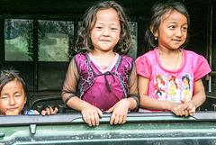 Trashigang kids (PiP)