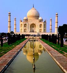 """Taj Mahal"" - Agra - Uttar Pradesh - INDIA"