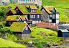 Isole Faroe : le case dei pescatori di merluzzo a Leynar : SPC 2/2019 1°place° 13 p.