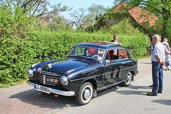 Goliath GP 700 Baujahr 1956