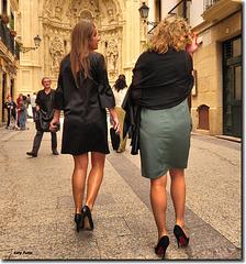 """""""Por las calles de Donostia"""" - Gipuzkoa"""