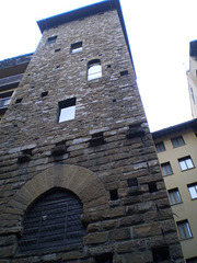 Barbadelli Tower (12th century).