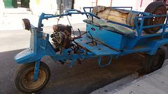 Local transport - Crete