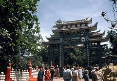 Tiger Balm Garden Singapur 1981