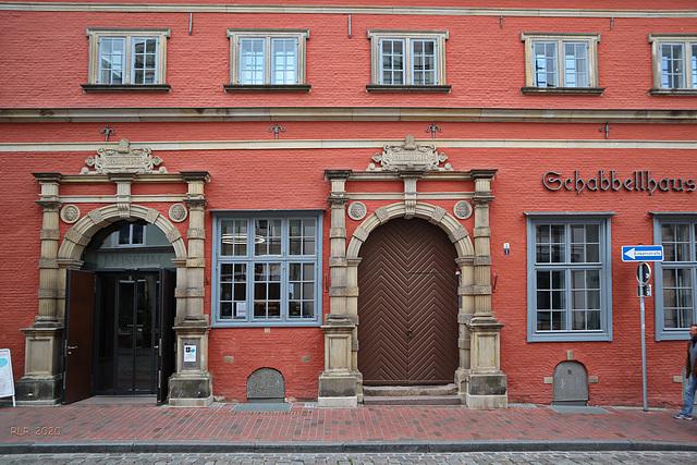 Wismar, das Schabbellhaus