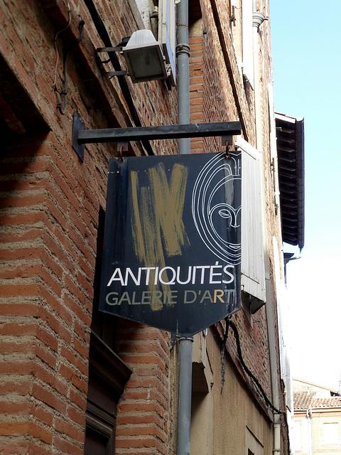 Antiquités Galerie d'art
