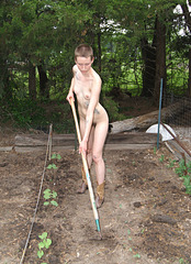 Nude Gardner