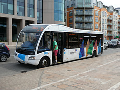 Libertybus 1724 (J 122024) in St. Helier - 4 Aug 2019 (P1030527)