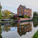 Coton Mill, Shropshire Union Canal