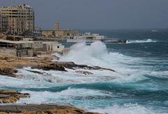 Maltas wilde Küste
