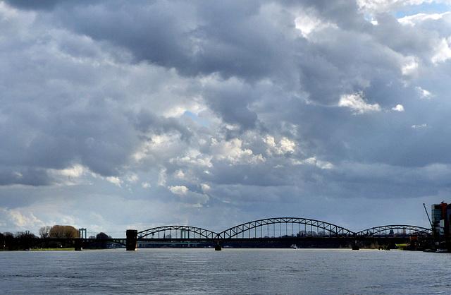 Cologne - Südbrücke