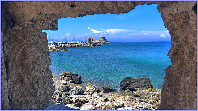 # 2 - the sea of Rhodes - (609)