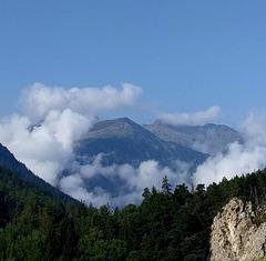 Perdus dans les nuages / Lost in the clouds