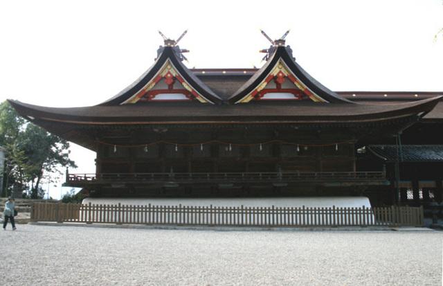 Kibitsu Jinga (Shrine) Okayama, Japan