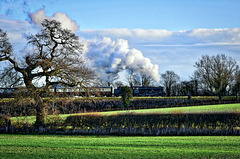 Great Central Railway Thurcaston Leicestershire 24th December 2020