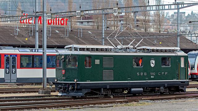 191207 Luzern HGe4 4 1992 historique