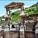 Ephesus - la fontana di Traiano - (470)