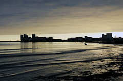 Edinburgh morning light