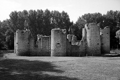 Château de Commequiers