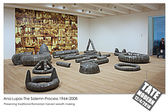 The Solemn Process by Ana Lupas - Tate Modern - 12.4.2018