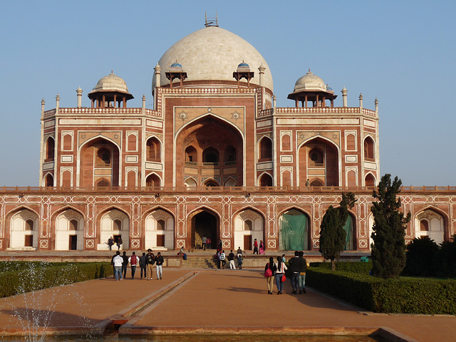 Delhi- Humayun's Tomb