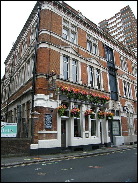 The Leather Exchange pub