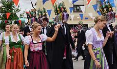 Tanz der Planpaare - Dancing Plan Couples - mit PiP
