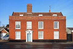 House on Quayside, Woodbridge, Suffolk