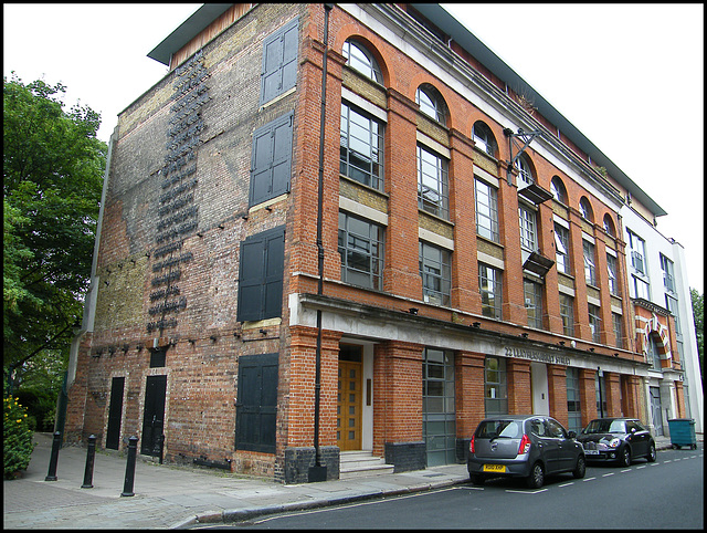 converted warehouse flats