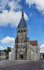 Mussy-sur-Seine - Saint-Pierre-ès-Liens