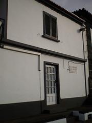 House where Portuguese writer Almeida Garrett lived in 1814.