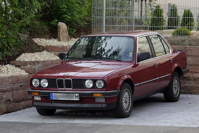 Alter BMW