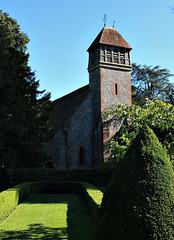 Hinton Ampner parish church