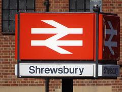 British Rail sign