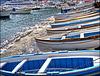 Capri : le barche a Marina Grande - (815)