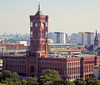 Nachlese Berlin 2017:  Rotes Rathaus